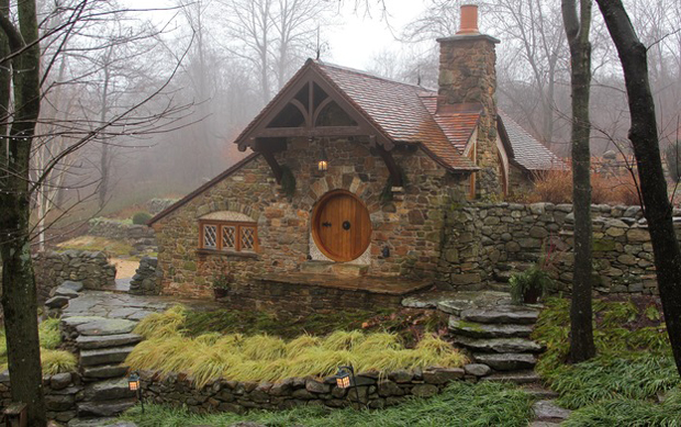 pennsylvania architects build hobbit house architecture