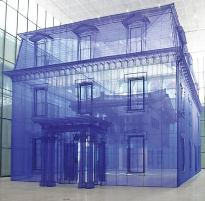 Home Within Home Within Home Within Home Within Home by Do-Ho Suh