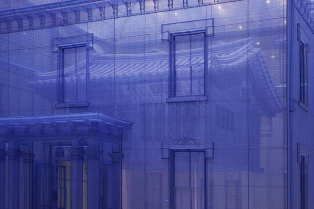 Home Within Home Within Home Within Home Within Home by Do Ho Suh