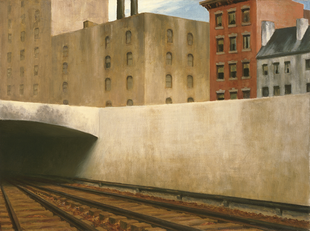 Edward Hopper: Approaching the City, 1946, The Phillips Collection, Washington, D.C.. All images courtesy of Museum Barberini