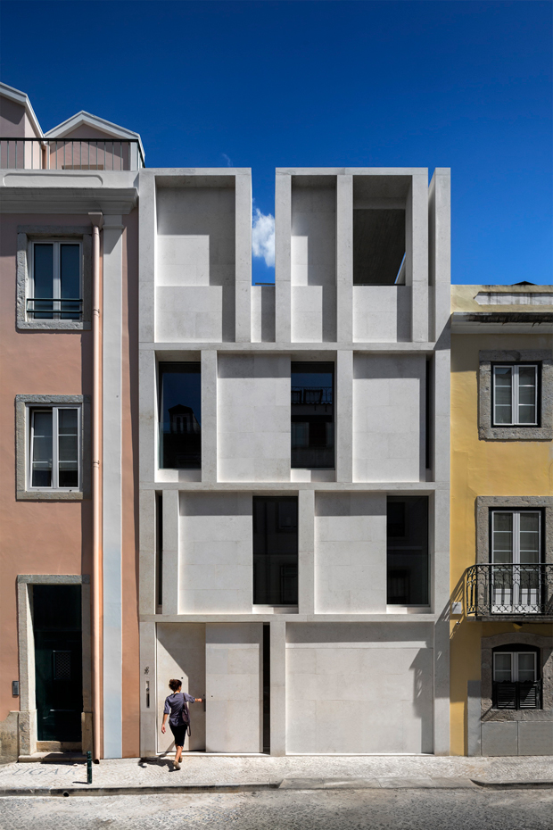 House in Lisbon - ARX Portugal, Arquitectos