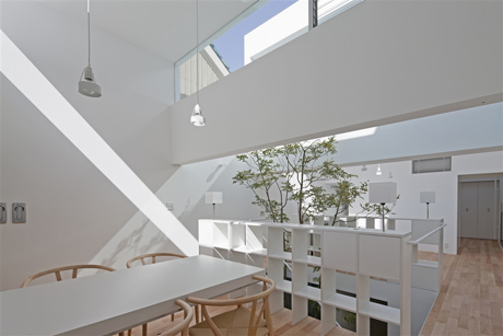 UID Architects' Machi House. Photos by Hiroshi Ueda.
