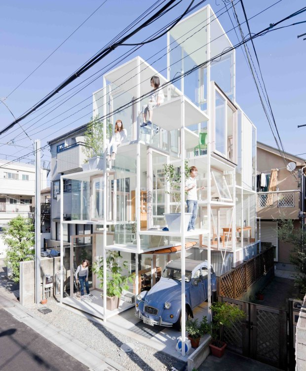 Why do Japanese houses look so unusual? | Architecture | Agenda ...