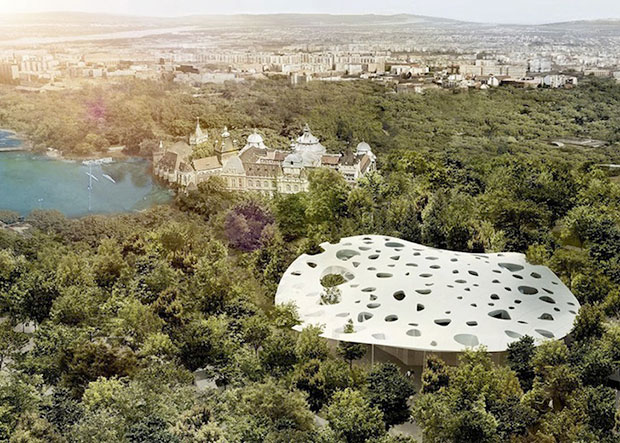 Sou Fujimoto strikes the right note again