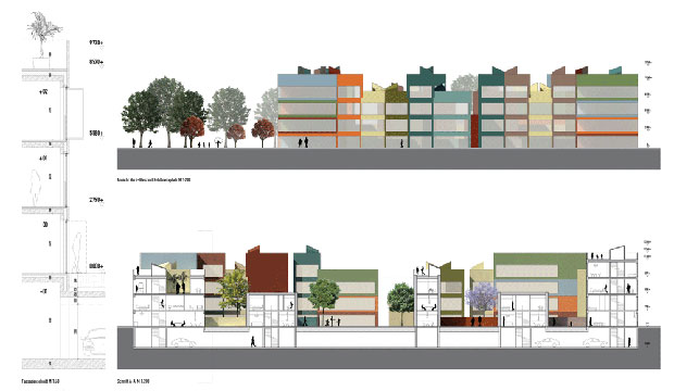 Housing, Emmen, Switzerland - MVRDV