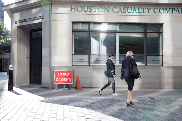 Houston Casualty Company - Franck Allais