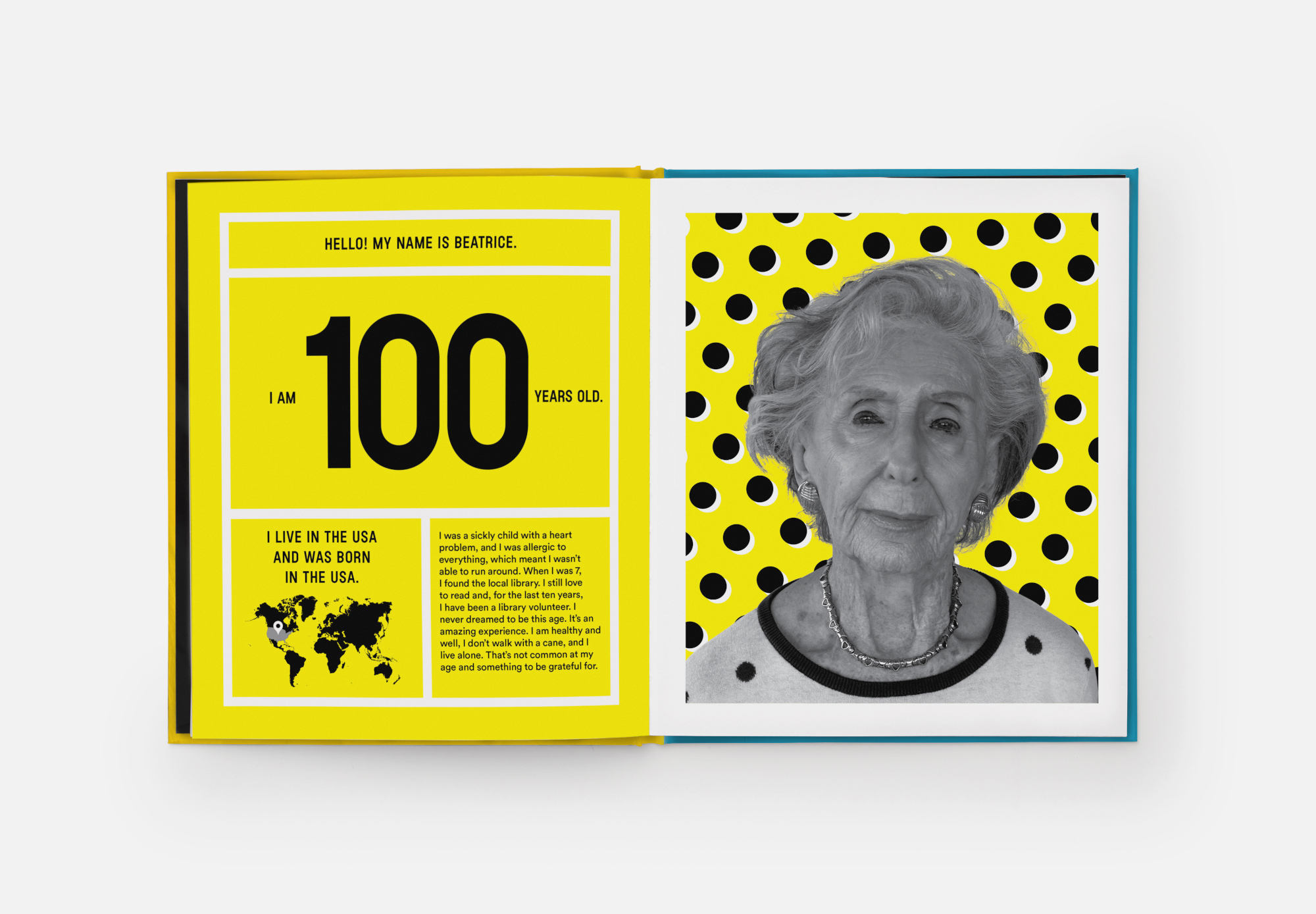 All you need to know about JR's new book How Old Am I? | design | Phaidon
