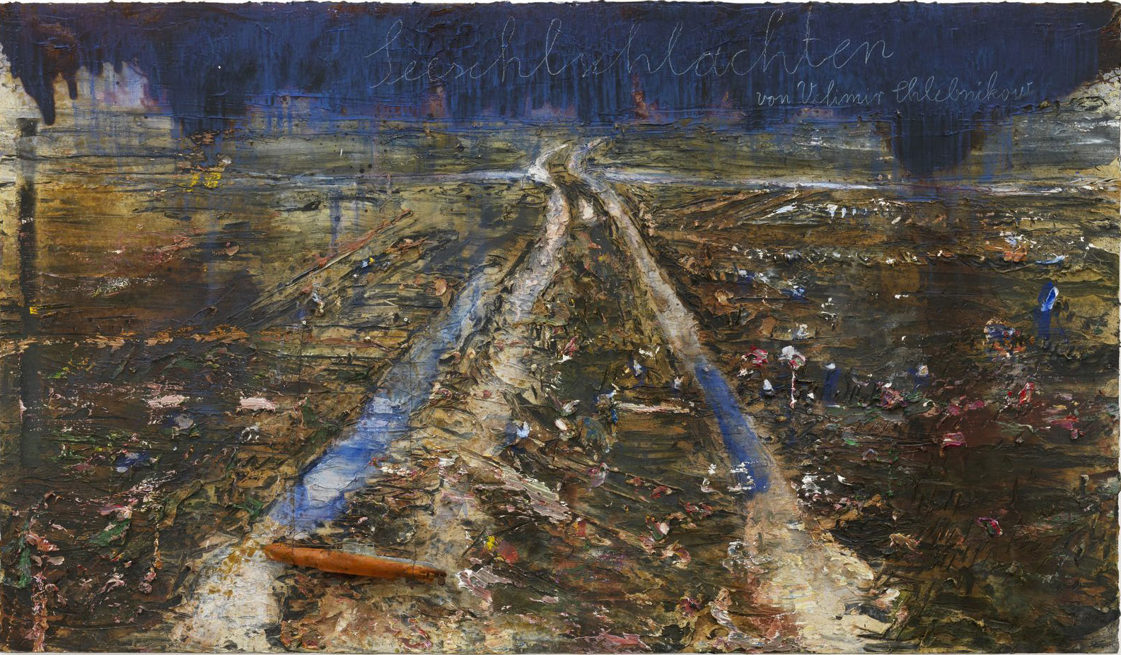 The weird numerology behind Anselm Kiefer's new show