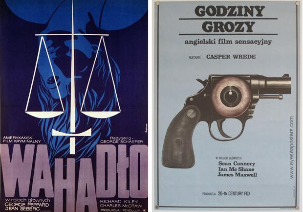 Poland's communist-era film posters | Design | Agenda | Phaidon