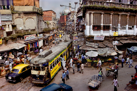 Steve McCurry, Calcutta, India (1996)