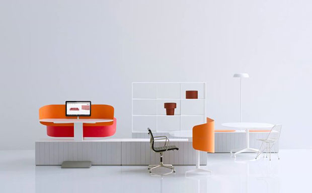 Locale - Industrial Facility for Herman Miller