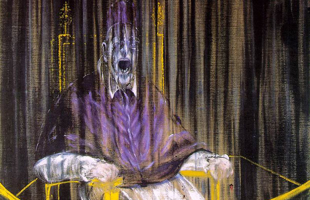 Artist of the Week: Francis Bacon | | Phaidon Francis Bacon Artist Screaming Pope