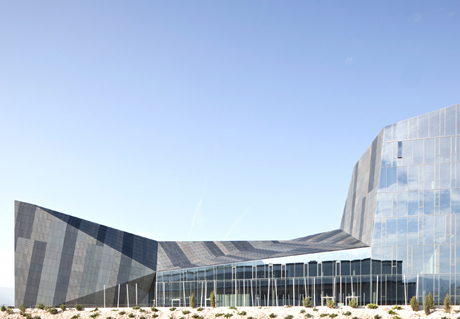 Park Associati, Salewa Headquarters, Bolzano