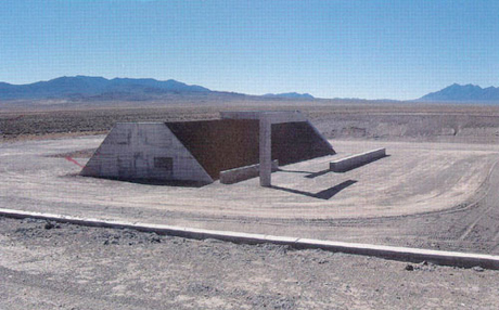 Michael Heizer's Complex City (1972-76)