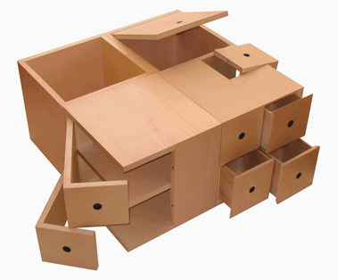 Rui Grazina, Linka M3 Modular Furniture Line (2004)