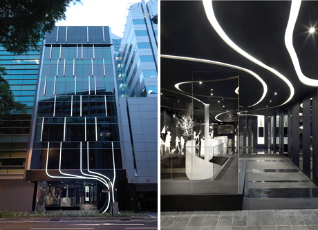Ministry of Design, Face to Face offices, Singapore