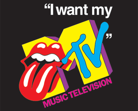 I want my MTV campaign (1982)