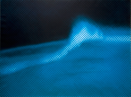 Li Shurui, <em>Polar Lights, No.9</em> (2010)
