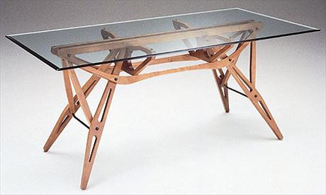 Carlo Mollino Reale Table 1948