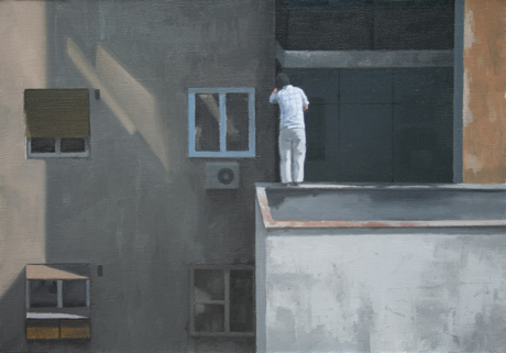 Serban Savu, The Balcony (2006)