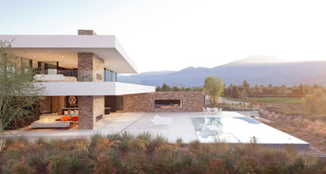XTen, Desert Panorama House, Palm Springs