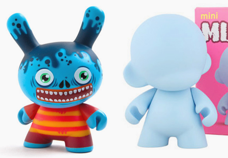 Paul Budnitz, Munny decorate yourself toy by KidRobot