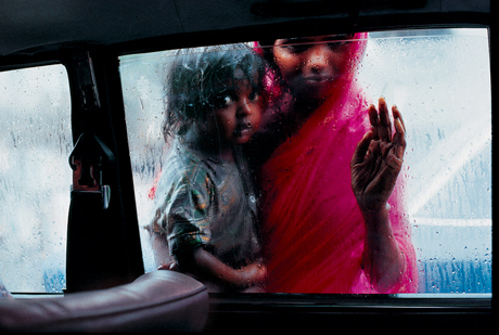 Steve McCurry Bombay, India (1996)