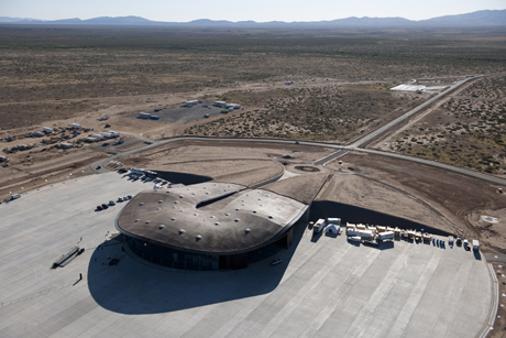 Foster + Partners, Spaceport America, New Mexico