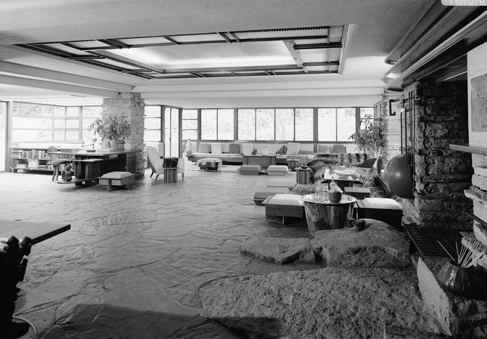 Frank Lloyd Wright S Fallingwater Explained Architecture
