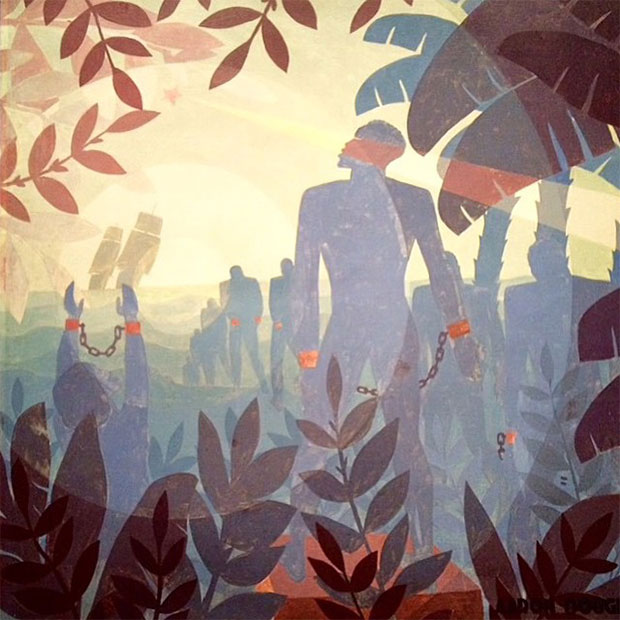 Aaron Douglas influence