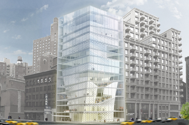 A truly transparent Islamic Centre for NYC