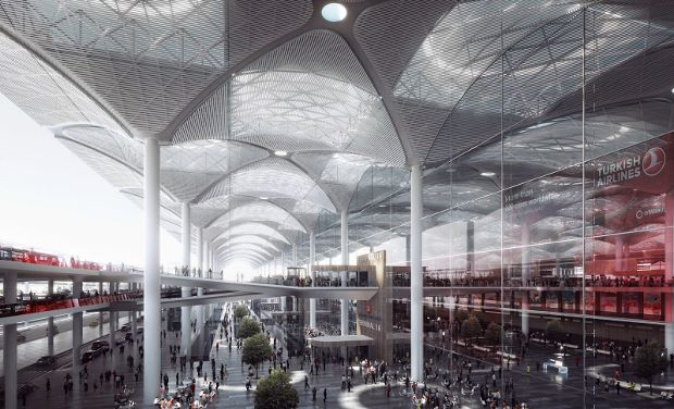 Plans for Istanbul Grand Airport