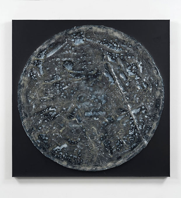 Jack Whitten - The Fifth Portal, 2016 courtesy the artist