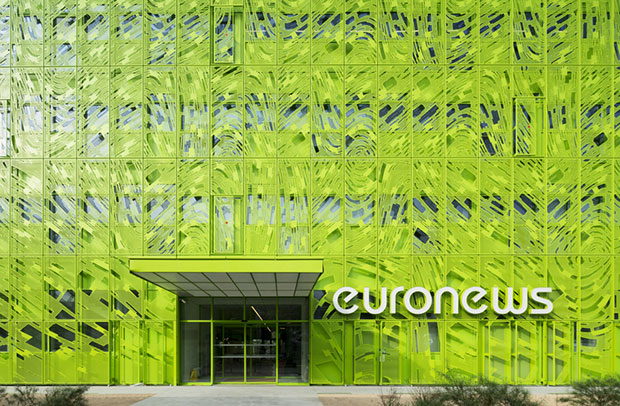 The grass is greener at new Euronews HQ
