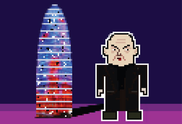 Name the 8 bit architect