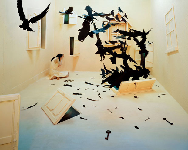 Black Birds - Jee Young