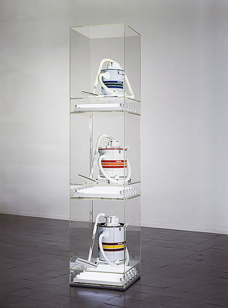 New Shelton Wet/Drys Tripledecker (1981) by Jeff Koons