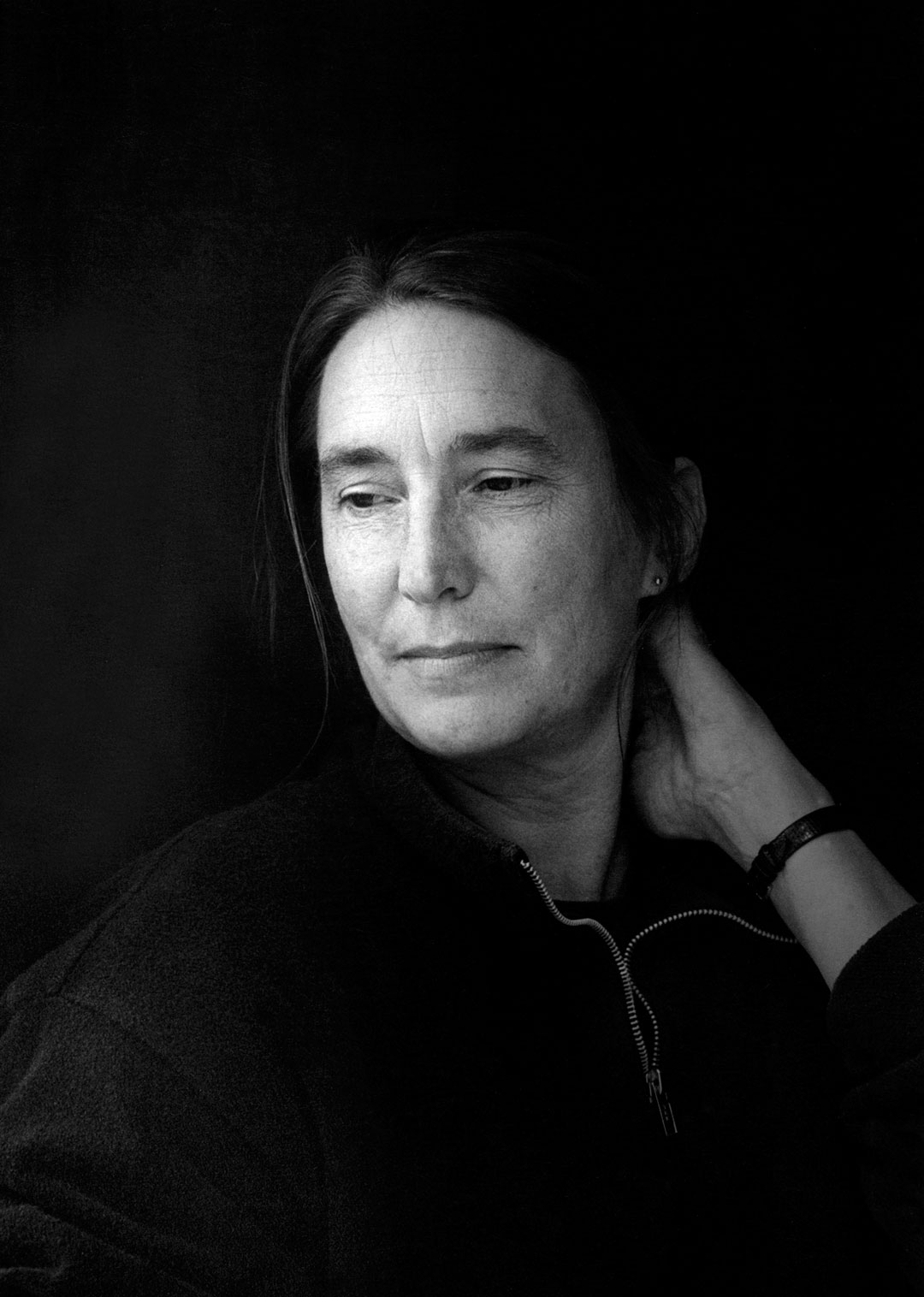 Jenny Holzer talks about her NYC AIDS Memorial