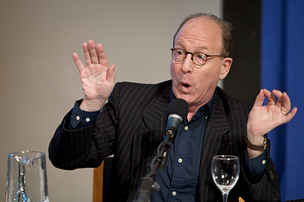 Jerry Saltz - about to get medieval on your ass?