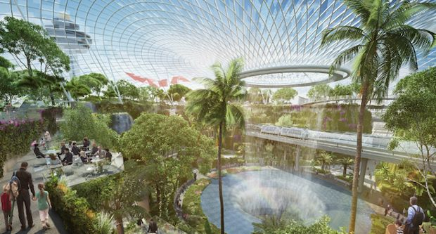 Project Jewel by Moshe Safdie