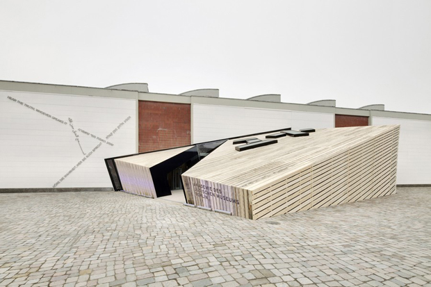The Academy of the Jewish Museum, Berlin - Daniel Libeskind