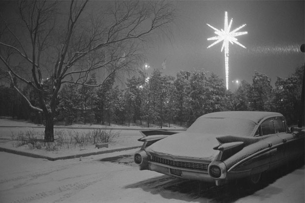JFK Airport, New York City, 1968 © Joel Meyerowitz