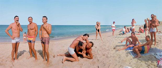 nude Cape beaches cod