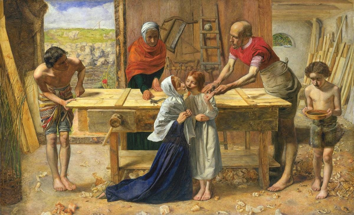 A Movement In A Moment The Pre Raphaelites Art Agenda