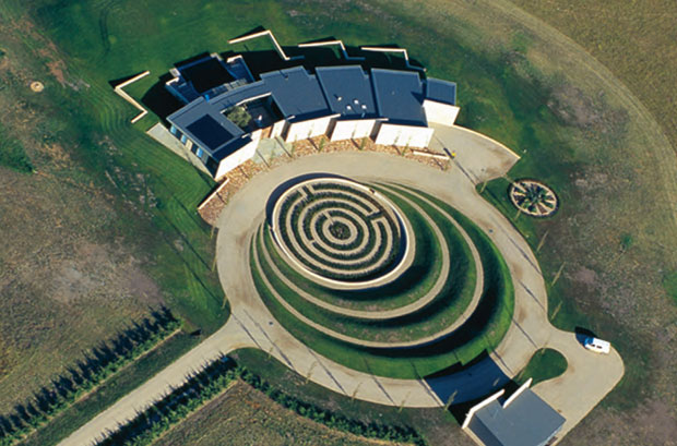 Earth House, Victoria, Australia - Jolson Architects 2003