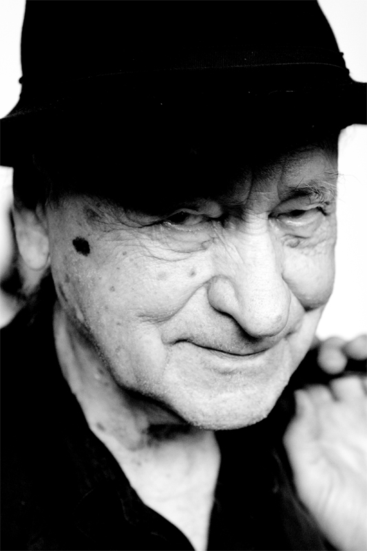 Jonas Mekas. Photograph by Furio Detti, courtesy of Wikimedia Commons