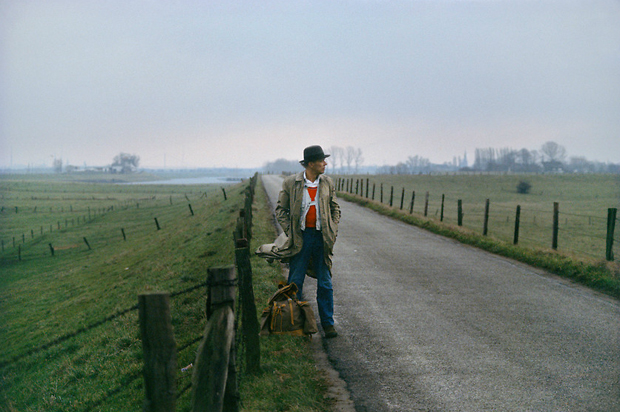 Joseph Beuys by Gerd Ludwig