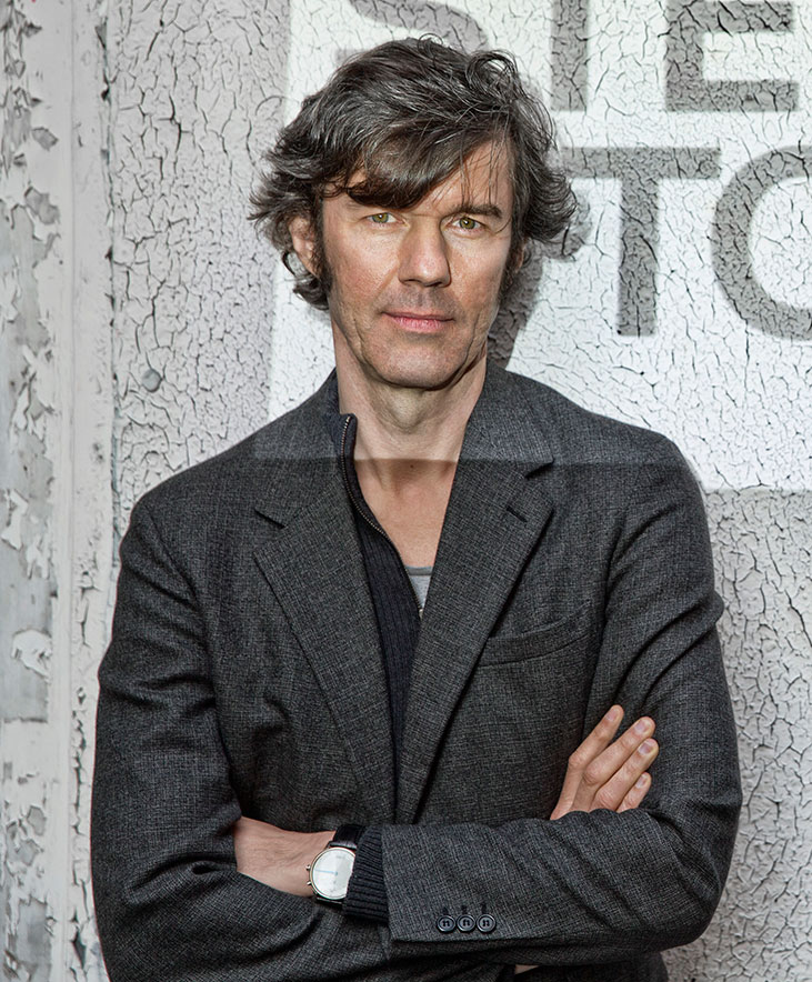 Who is Stefan Sagmeister giving his book to this Christmas?