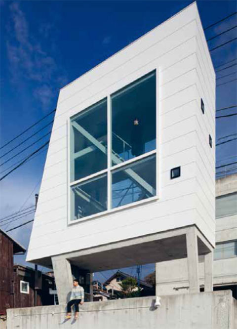 Why do Japanese houses look so unusual?   Architecture