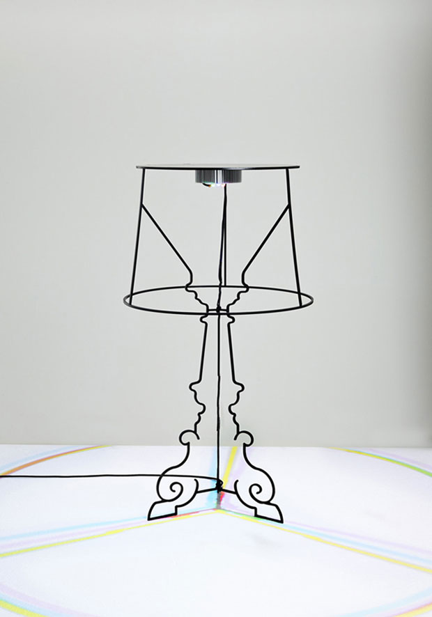 Bourgie Lamp - Mario Bellini for Kartell